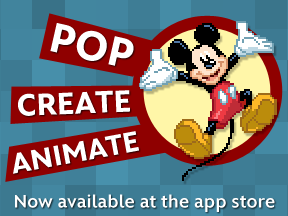 Pop Create Animate