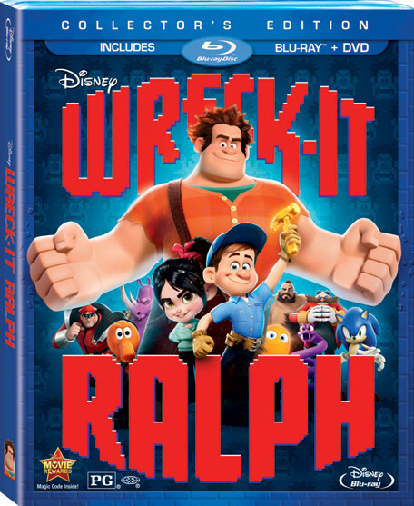 Wreck-It Ralph [VOSTFR][Bluray 720p]