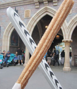 Disneyland Food Churros 5
