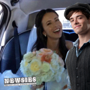 Newsies Photo Booth 13