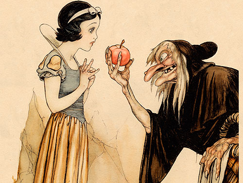 Snow White and the Seven Dwarfs: The Creation of a Classic