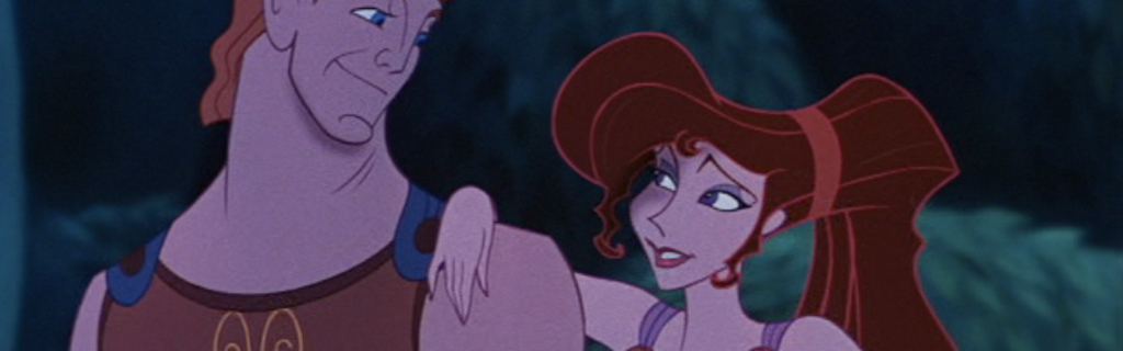 Disney Damsels Megara