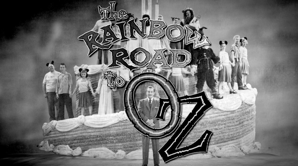 Walt Disney's Road to Oz