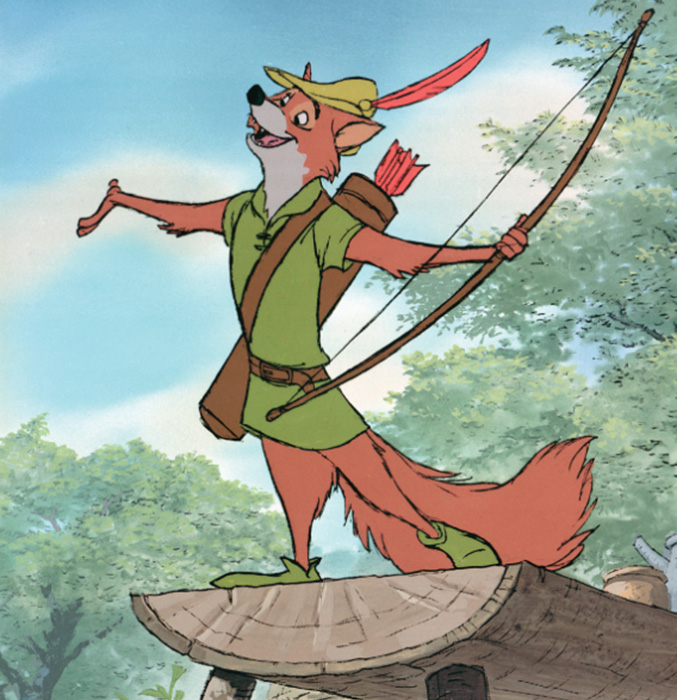 Robin_Hood_Green