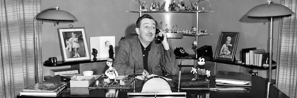 Walt Disney- Feature Image