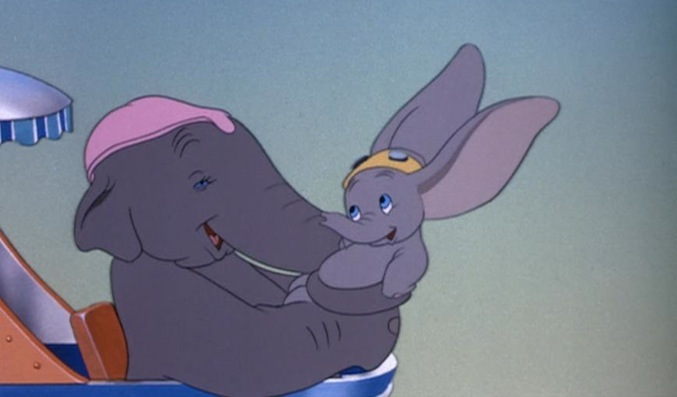 Mom Awards- Dumbo- Mrs. Jumbo