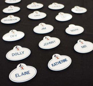 Disney Beginnings - Name Badges