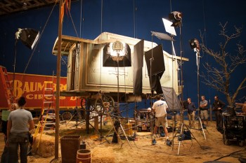 Oz the Great and Powerful-Set Photos-1
