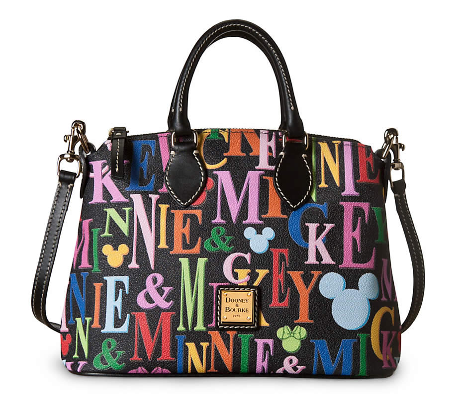 Dooney and Bourke Mickey and Minnie Mouse Bag